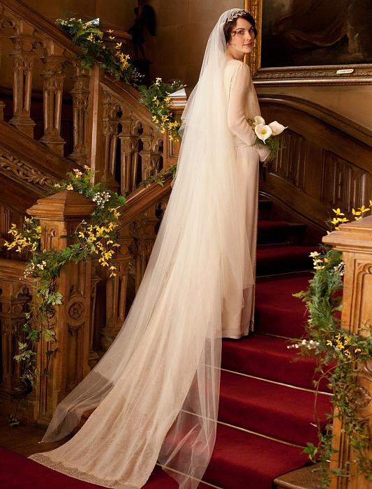 9 красивых свадебных платьев актрис из кинофильмов