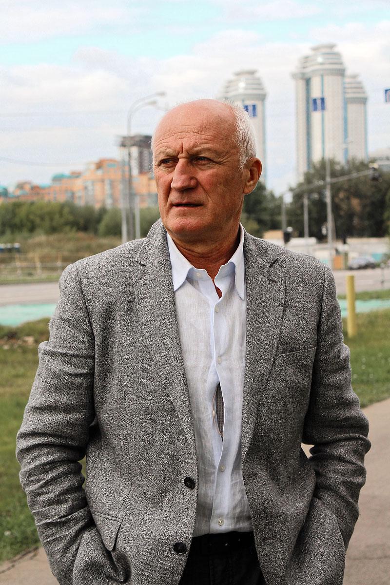 """Актер Юрий Беляев: """"Я безработный"""""""
