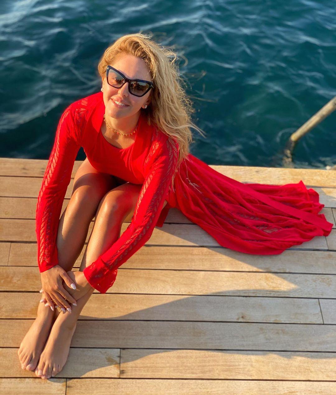 Жене Александра Реввы не понравился отель в Турции