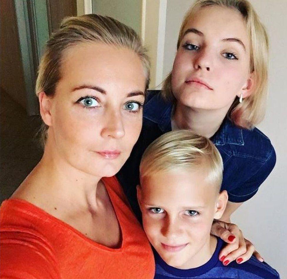 Жена Алексея Навального – фото