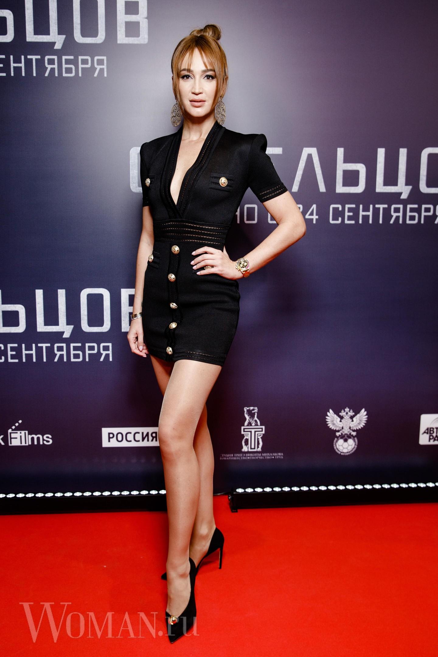 Ольга Бузова восхищается талантом актера Александра Петрова