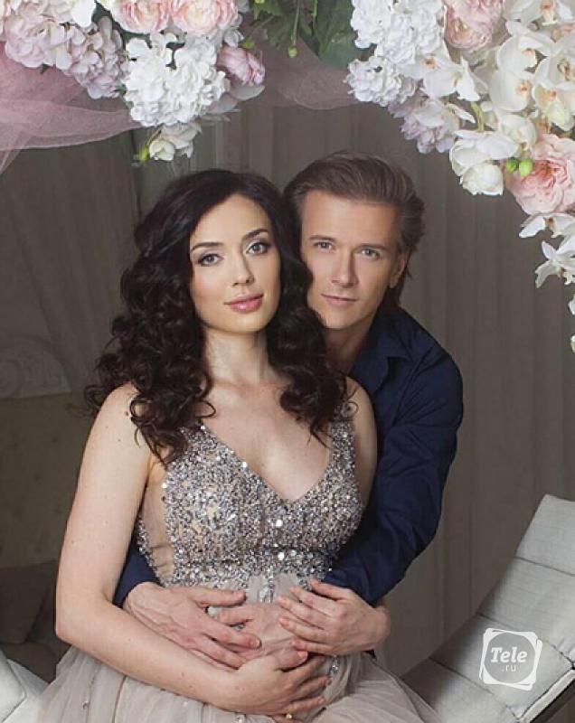 У Глеба Матвейчука состоялась тайная свадьба