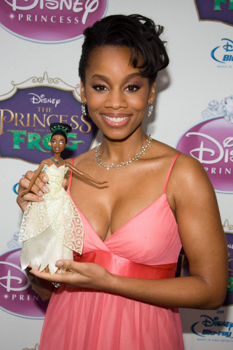 7 красивых темнокожих звезд в истории шоу-бизнеса