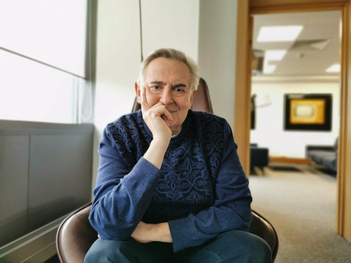 Юрий Стоянов рассказал, какая у него пенсия