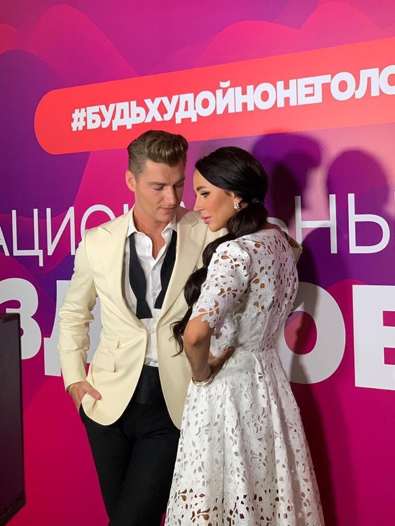 Алексей Воробьев влюблен и счастлив