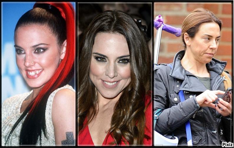 "5 бывших солисток ""Spice Girls"" без макияжа"