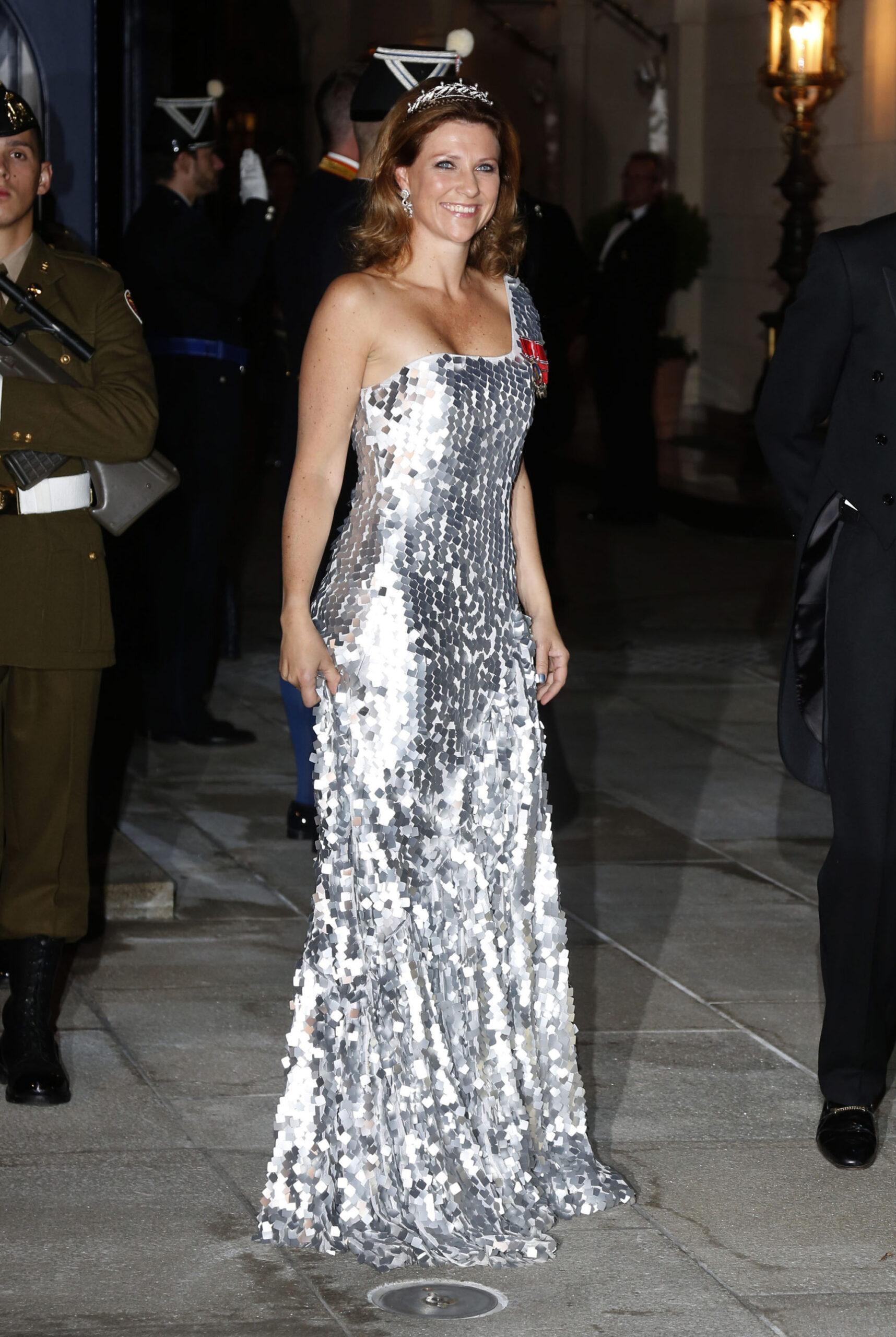 Норвежская принцесса Марта Луиза