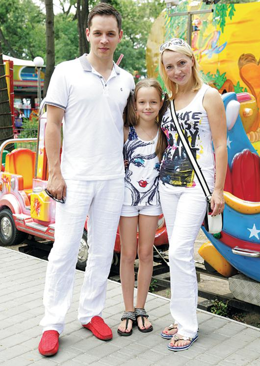 Жена Александра Асташенка – фото
