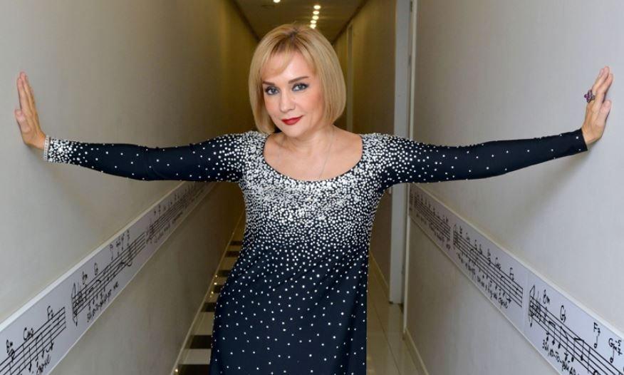 Татьяна Буланова влюблена и счастлива