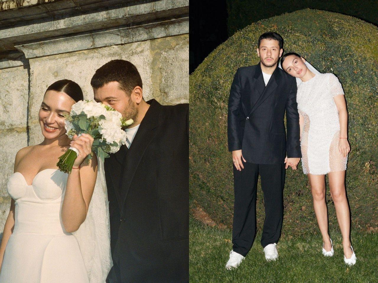 Австрийская свадьба Ольги Серябкиной