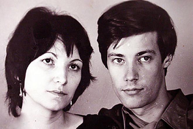 Жена Владимира Конкина — фото