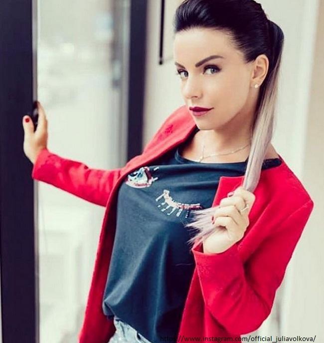 Юлия Волкова решила вернуться к выступлениям