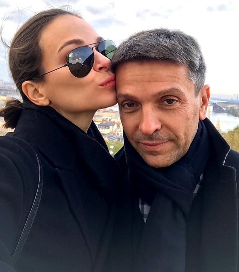 Леонид Барац стал отцом в третий раз