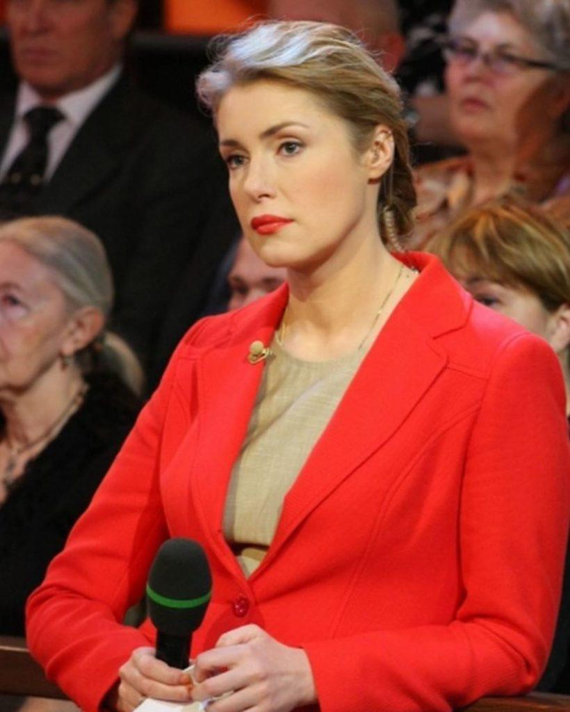Мария Шукшина пожаловалась президенту на популярные телешоу