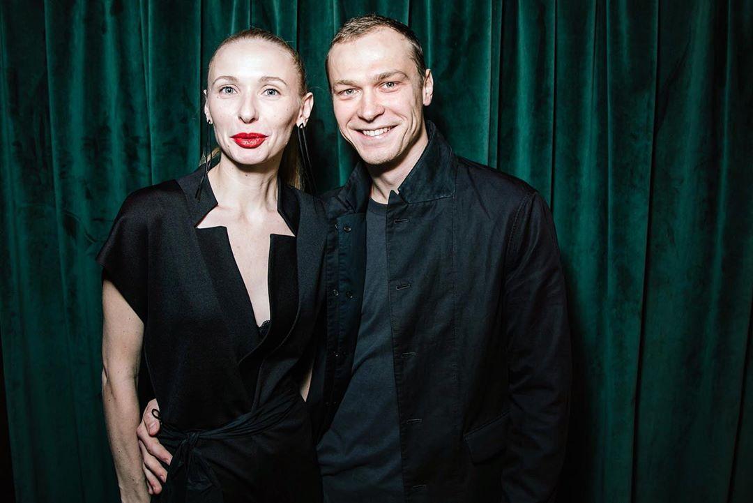 Жена Юрия Борисова
