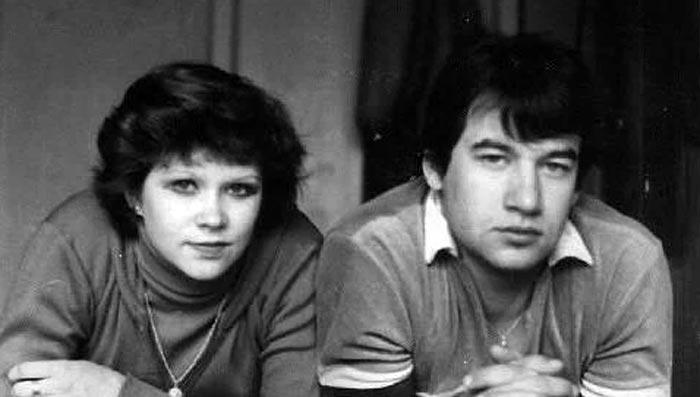 Жена Игоря Маменко – фото