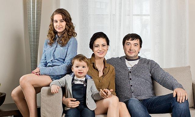 Муж Анны Ковальчук