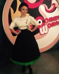 Актриса Comedy Woman Татьяна Морозова покидает Россию