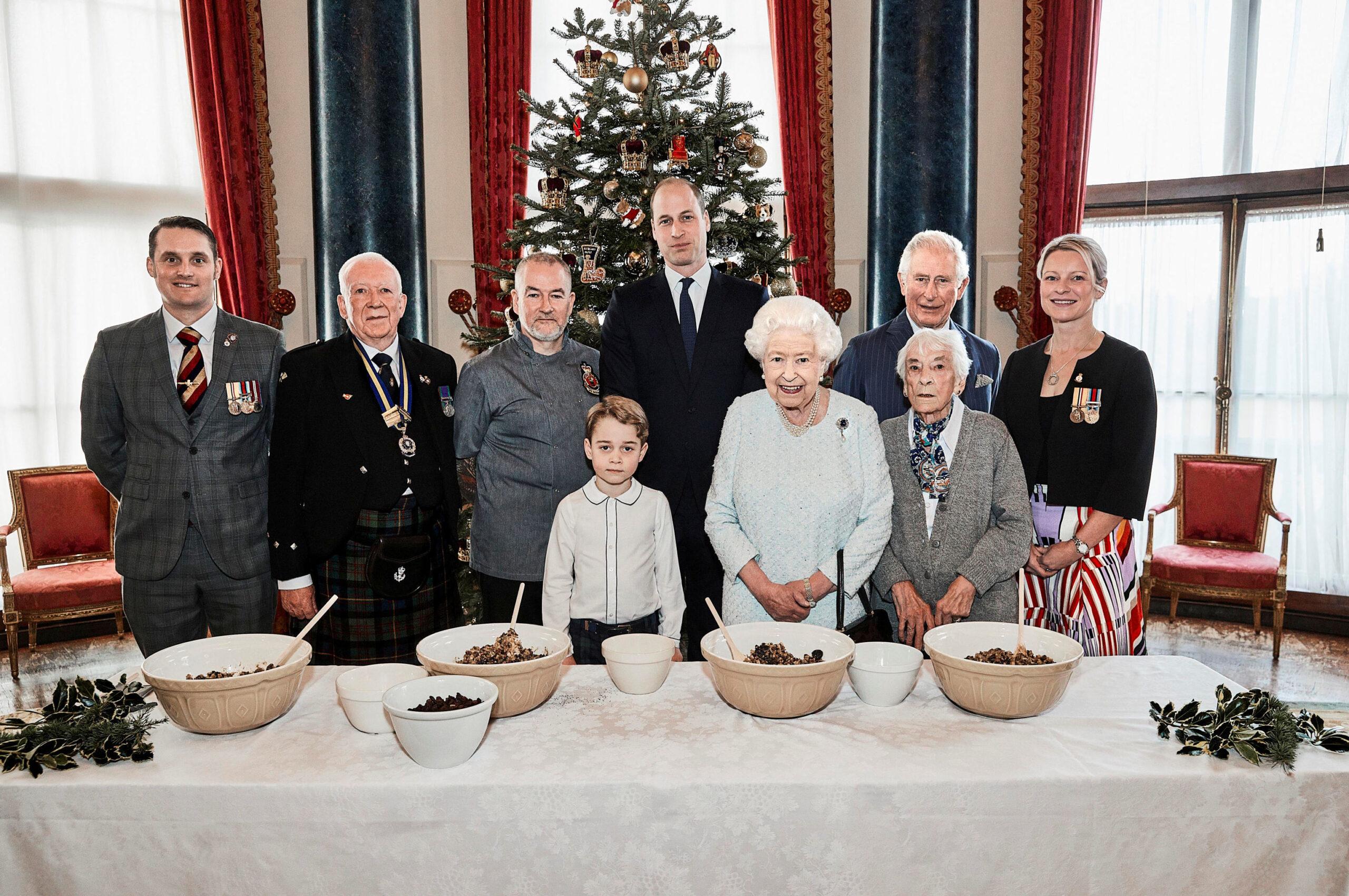 Как королевские семьи любят отмечать Новый Год