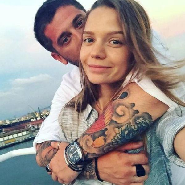 Жена Стаса Старовойтова