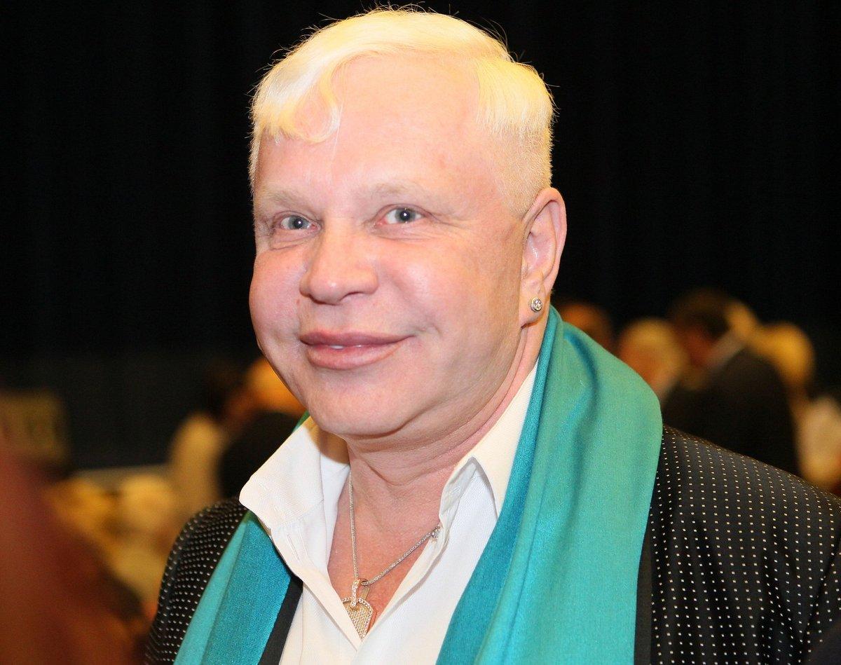 Борис Моисеев возвращается на сцену