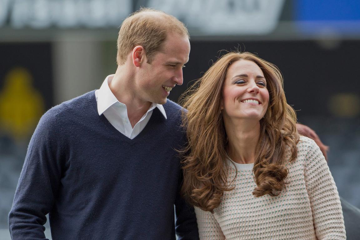 Королевская чета Кейт и Уильям отдохнули на острове