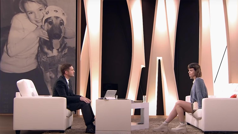Анна Старшенбаум возмущена поведением организаторов программы «Судьба человека»