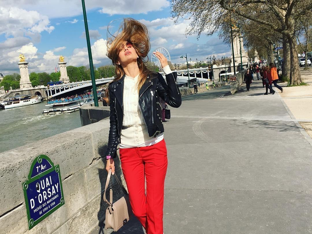 Французская полиция едва не сорвала день рождения Виктории Бони