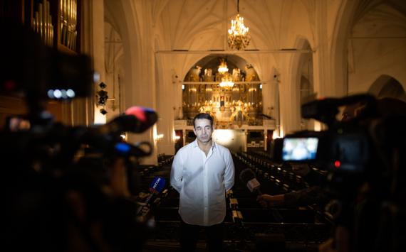 Дмитрий Певцов дал комментарий по поводу своего не очень удачного концерта