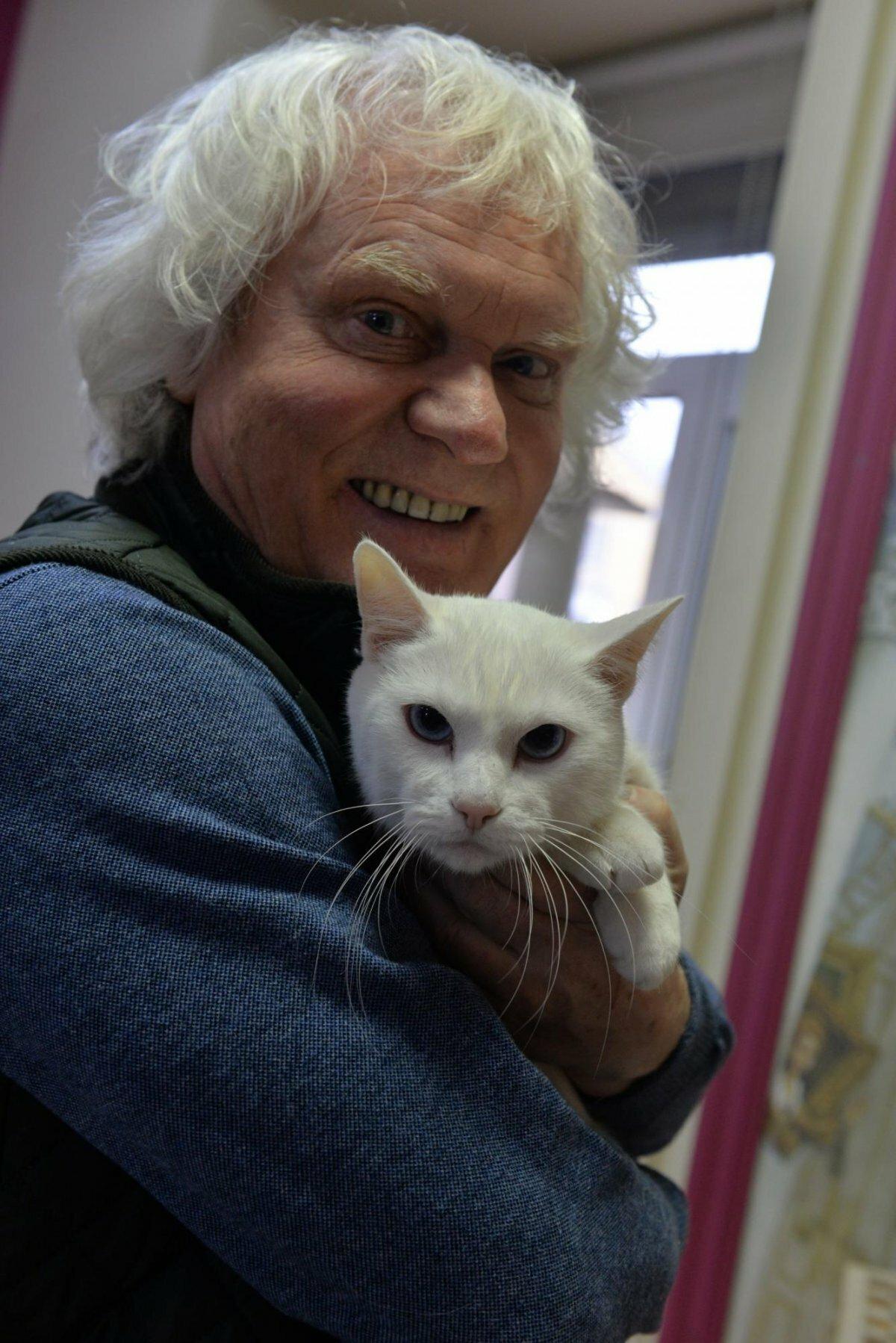 Артист Юрий Куклачев решил заранее написать завещание
