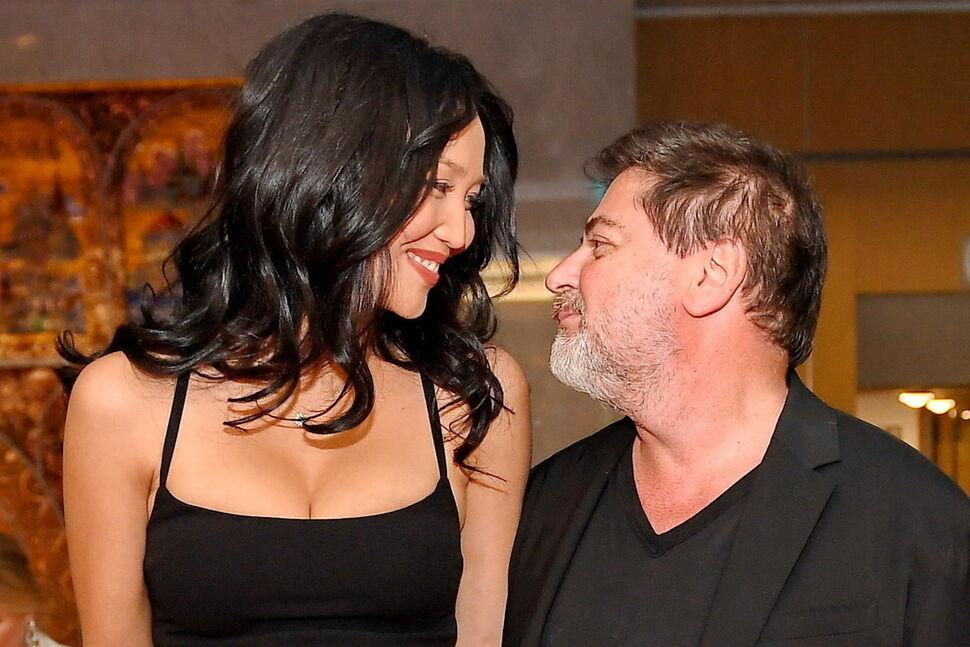 Дарина Эрвин снялась в кинофильме мужа Александра Цекало