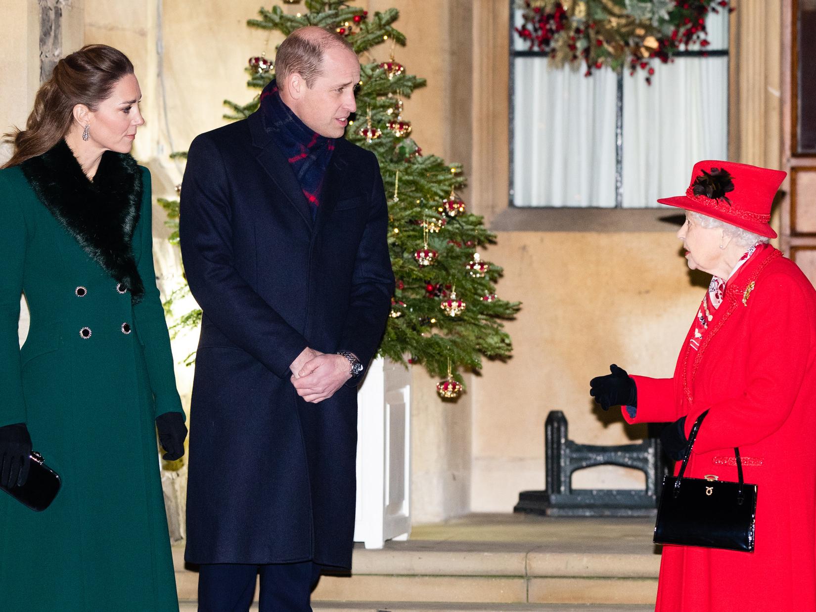 Герцоги Кембриджские нарушили традиции
