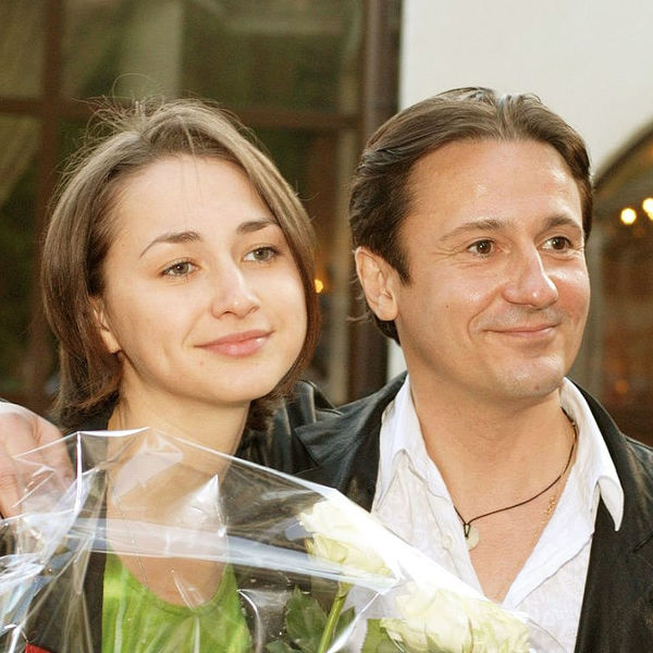Жена Олега Меньшикова – фото
