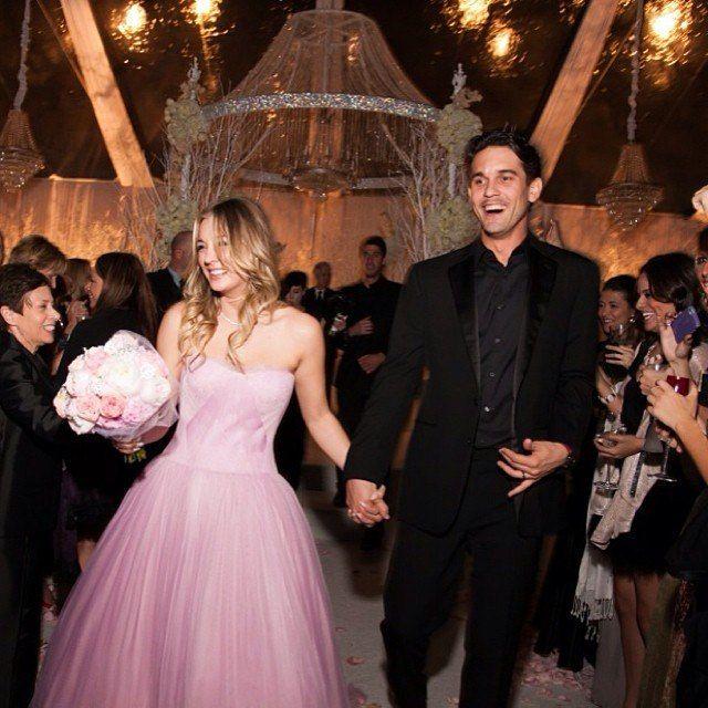 Звезды, которые сыграли свадьбу под Новый Год
