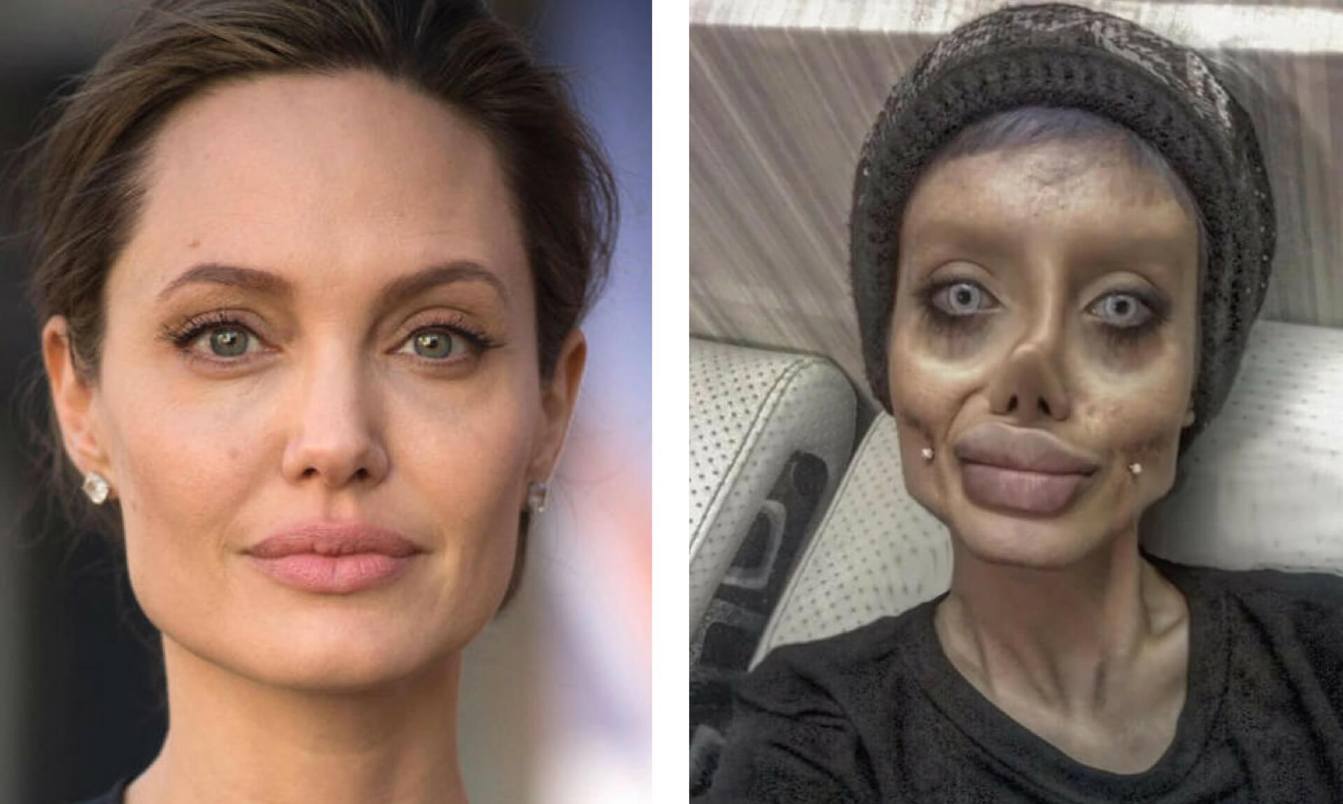 В Иране вторую «Анджелину Джоли» осудили на 10 лет