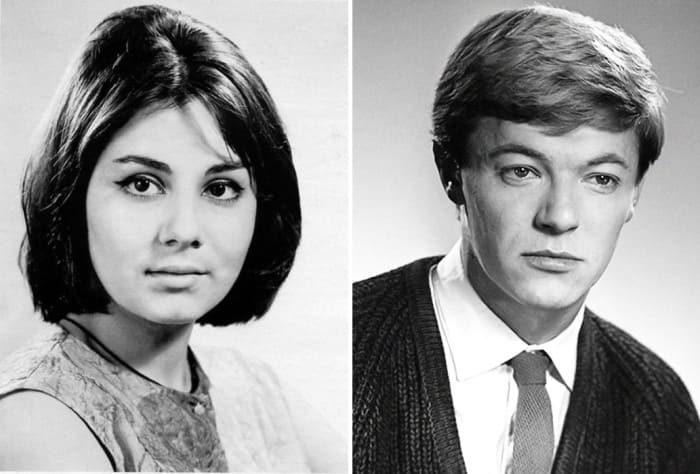5 скоротечных браков советских знаменитостей