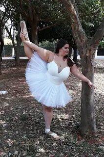 Джулия Дель Бьянко: балет Плюс сайз это реально
