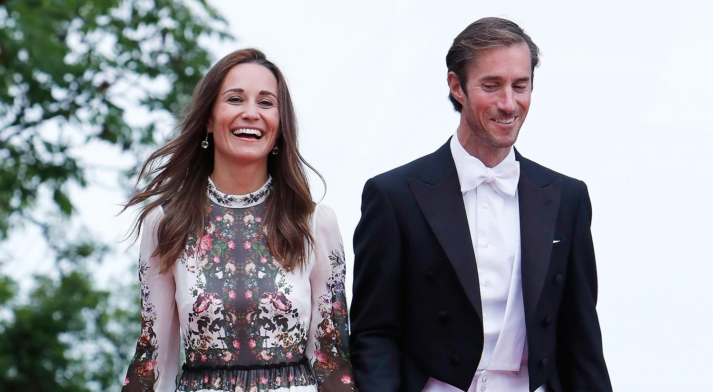 Сестра Кейт Миддлтон ожидает второго малыша