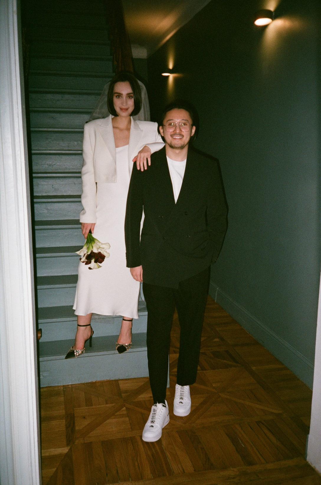 Наследница мирового дизайнера Изеты Гаджиевой вышла замуж