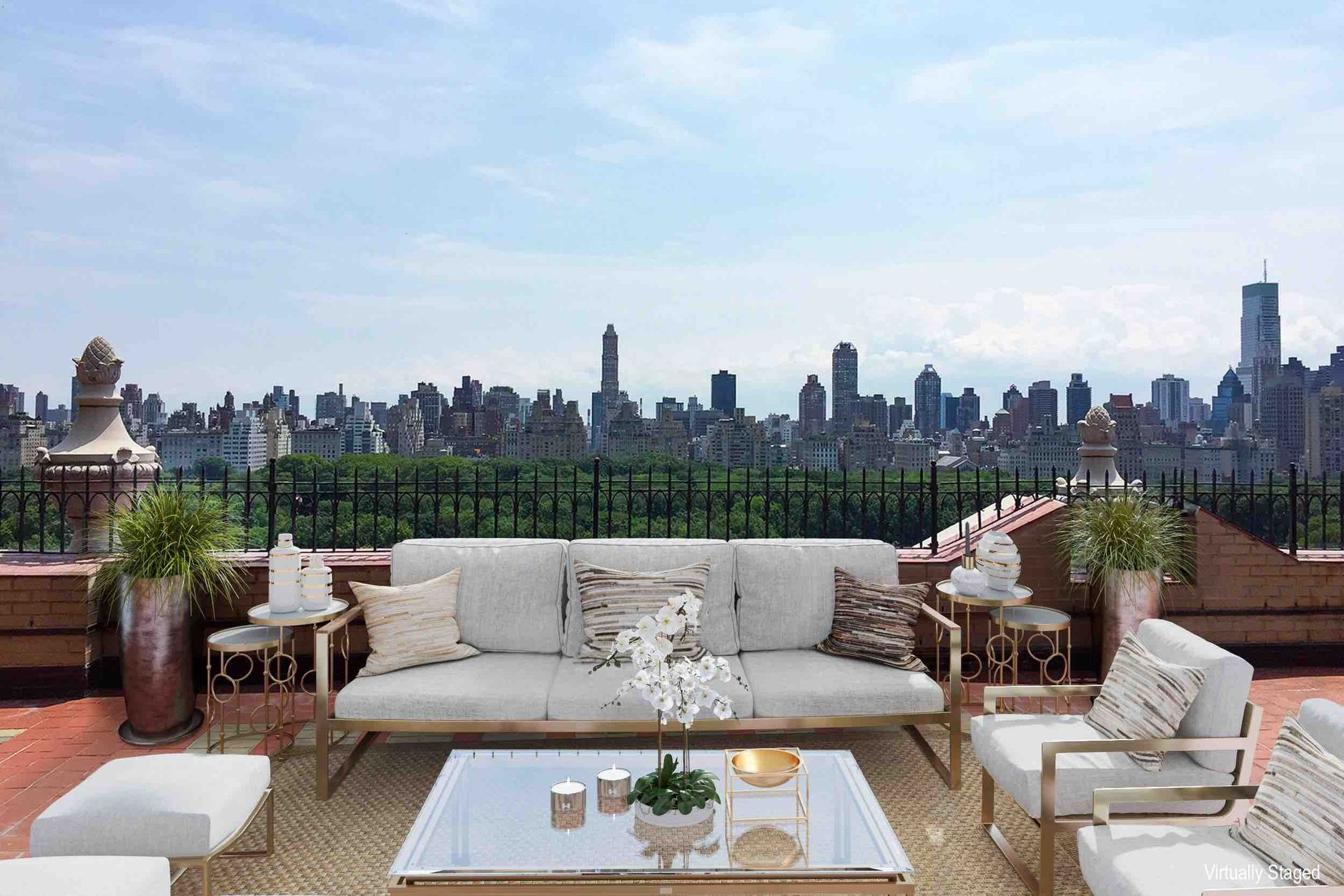 Знаменитости, живущие в Нью-Йорке