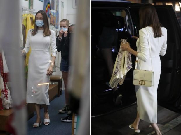 Анджелина Джоли поменяла имидж