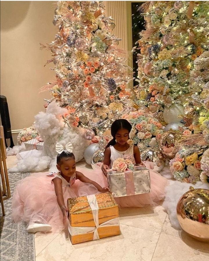 Как звезды Голливуда встретили Рождество
