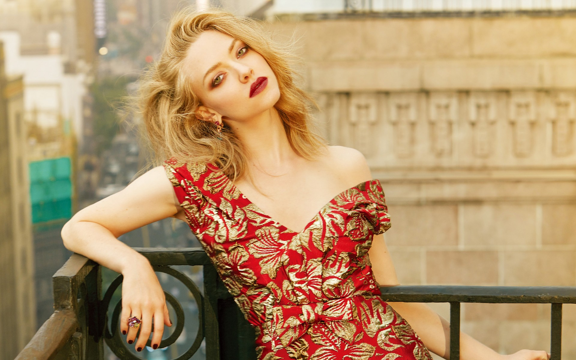 """Аманда Сейфрид, возможно, будет номинирована на """"Оскар"""" впервые"""