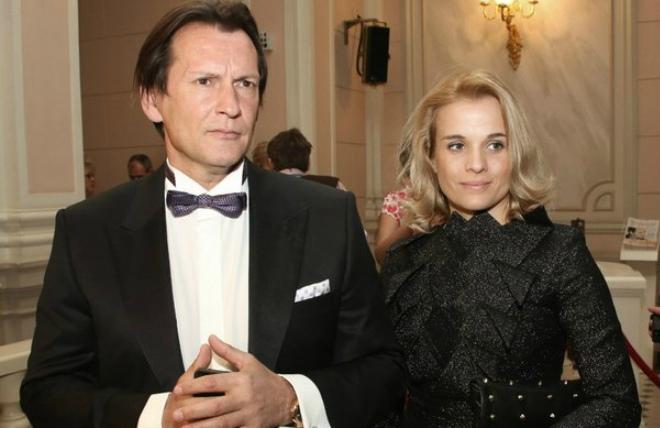 Жена Игоря Миркурбанова – фото