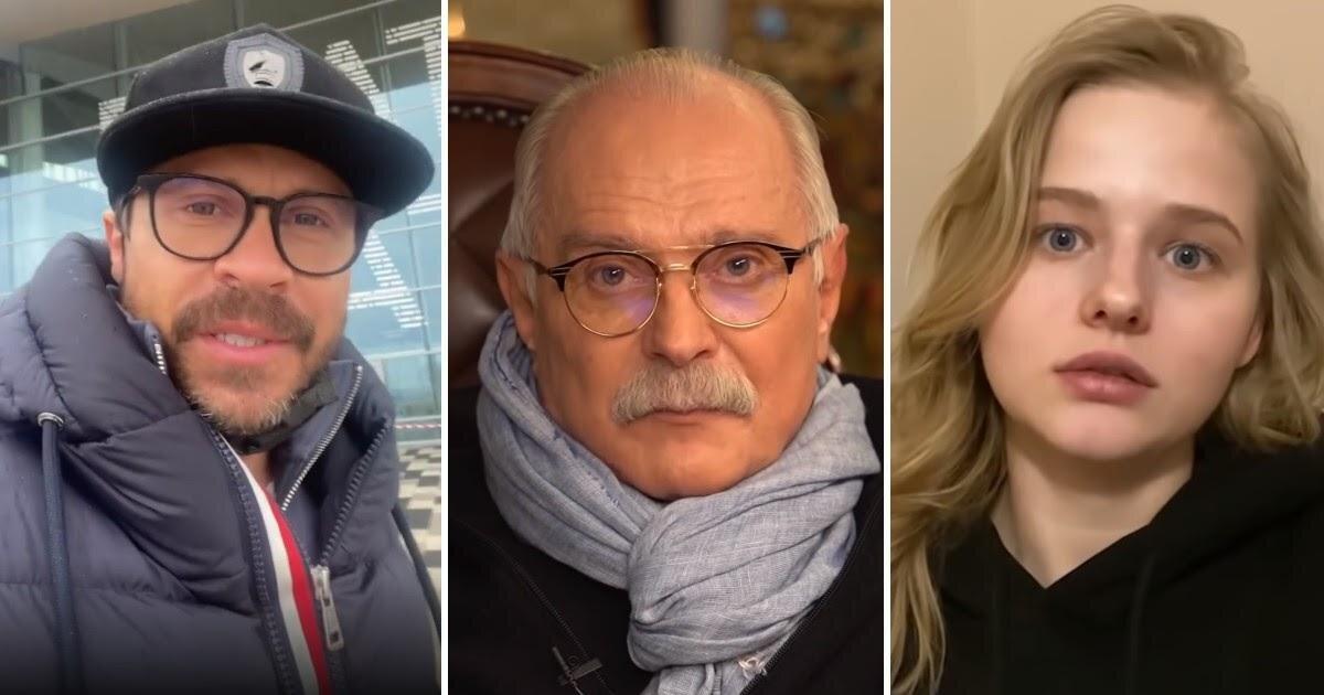 Никите Михалкову не понравилось участие в митинге некоторых актеров
