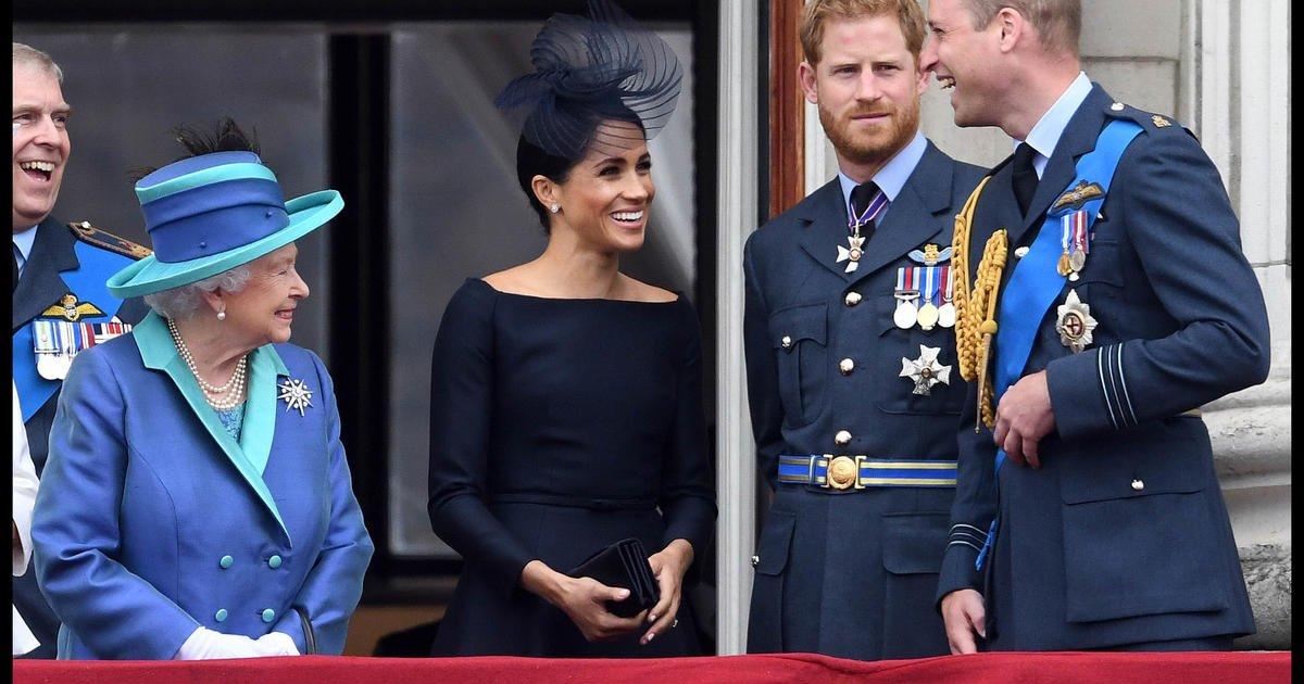 Меган Маркл и принц Гарри окончательно отказались от титулов
