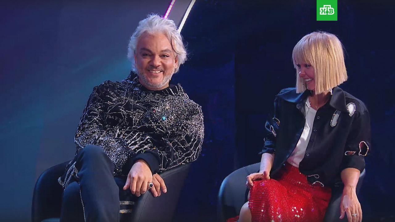 Филлип Киркоров и Регина Тодоренко преобразились для шоу «Маска»