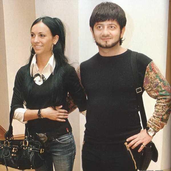 Жена Михаила Галустяна – фото