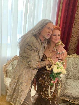 Свадьба Никиты Джигурды и Марины Анисиной состоялась во второй раз