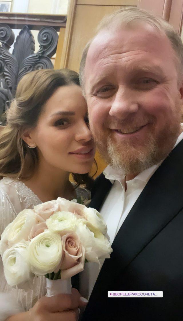 Константин Ивлев снова счастлив в браке